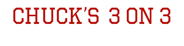 Chuck's 3 on 3; Tournament in Memory of Chuck Cakert